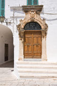 Molendino palace. Ostuni. Puglia. Italy. — Stock Photo