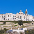 Stock Photo: Panoramic view of Locorotondo. Puglia. Italy.