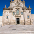 St. Francesco d'Assisi Church. Matera. Basilicata. Italy. — Stock Photo #11534313