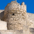 Metellana tower. Sassi of Matera. Basilicata. Italy. — Stock Photo #11534469
