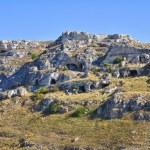 Sassi of Matera. Basilicata. Italy. — Stock Photo
