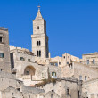 Cathedral of Matera. Basilicata. Italy. — Stock Photo #11534811