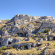 Sassi of Matera. Basilicata. Italy. — Stock Photo