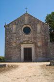 Madonna del palazzo Kościoła. Rutigliano. Puglia. Włochy. — Zdjęcie stockowe