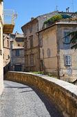Alleyway. Orvieto. Umbria. Italy. — Стоковое фото