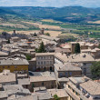 Panoramic view of Orvieto. Umbria. Italy. - Foto de Stock