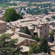 Panoramic view of Orvieto. Umbria. Italy. — Lizenzfreies Foto