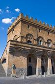 039; Palazzo s. Orvieto. Umbria. Italia. — Foto Stock