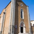 Church of St. Domenico. Orvieto. Umbria. Italy. - Stock Photo