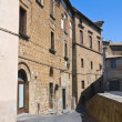 Stock Photo: Medici palace. Orvieto. Umbria. Italy.