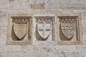 Kerk van st. andrea. orvieto. umbrië. italië. — Stockfoto