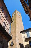 Moor's Tower. Orvieto. Umbria. Italy. — Foto de Stock