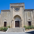 Church of St. Francesco. Tarquinia. Lazio. Italy. - Stock fotografie