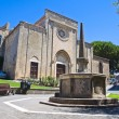 Постер, плакат: Church of St Francesco Tarquinia Lazio Italy