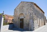 Kyrkan di st. salvatore. tarquinia. lazio. italien. — Stockfoto