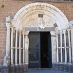 St. Maria Maggiore Basilica. Tuscania. Lazio. Italy. — Stock Photo #12184041