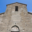 Church of St. Maria Nuova. Viterbo. Lazio. Italy. - 图库照片