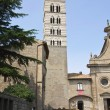 Cathedral of Viterbo. Lazio. Italy. - Foto de Stock