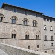 Farnese Palace. Viterbo. Lazio. Italy. - Stock Photo
