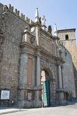 Porta Romana. Viterbo. Lazio. Italy. — Stock Photo