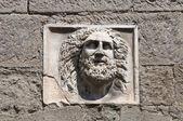 Kościół Santa maria nuova. Viterbo. Lazio. Włochy. — Zdjęcie stockowe