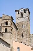 Church of St. Sisto. Viterbo. Lazio. Italy. — Stock fotografie