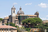 Panoramic view of Viterbo. Lazio. Italy. — Stock Photo