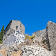 Rocca dei Papi. Montefiascone. Lazio. Italy. — Stock Photo