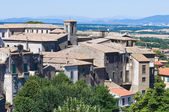 Panoramic view of Montefiascone. Lazio. Italy. — Stock Photo