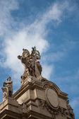 Detalle del grand palais de parís — Foto de Stock