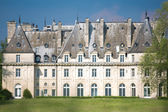 French castle — Stock Photo
