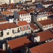 Alfama skyline in Lisbon, Portugal — Stock Photo
