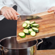 Stock Photo: Cooking