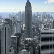 Empire State Building in New York - Stock Photo