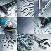 Metal tools — Stock Photo