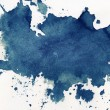 Stock Photo: Ink texture