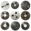 Audio reels — Stock Photo #11370081