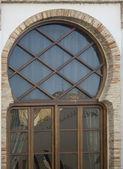 Moorish window — Stock Photo