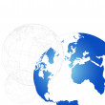 3D planet Earth - vector illustration — Stock Vector