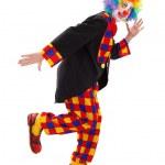 Happy clown — Stock Photo #10820988