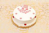 Baptist cake for girl — Stock Photo