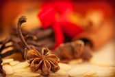 Star anise — Stock Photo