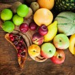 Fruit variety — Stock Photo #11248947