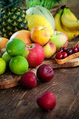 Fruit variety — Stock Photo