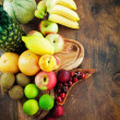 Fruit variety — Stock Photo #11911767