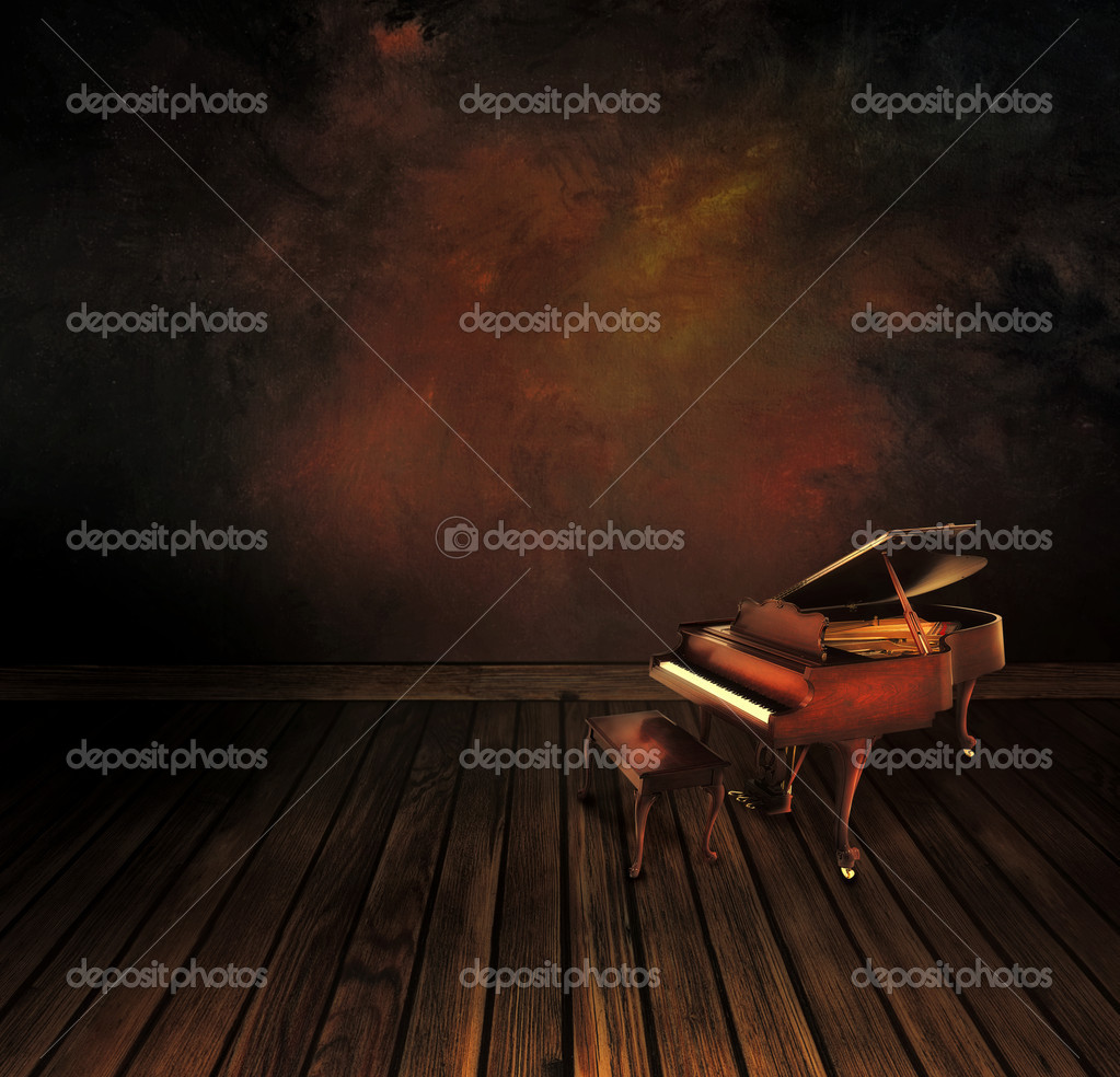 abstract piano art wallpaper - photo #25