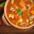 Veal stew - Stock Photo