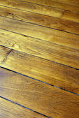 Wooden floor — Stock Photo