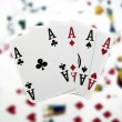 Four aces — Stock Photo #11055934