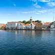 Stavanger Harbour - Stock Photo